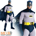 Grand Heritage Batman Mens Fancy Dress Superhero Character Adults Costume Outfit