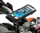 Motorcycle 19-35mm Pro Handlebar Bike Mount + Waterproof Case for iPhone 6 Plus