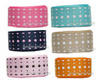 "9mm 16mm 25mm Vintage Swiss DotS Grosgrain Ribbon 3/8"" 5/8"" 1"" Eco Premium"