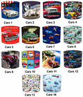 Vintage and Retro Cars Print Table Lampshades Or Ceiling Light Shades