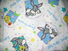 *Choose design - Looney Tunes Tweety Bugs baby cotton quilting fabric