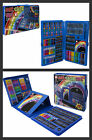 KIDS 215 or 250 PIECE PC ARTIST STATIONERY ART PACK SET - PENS/PAINTS/CRAYONS +