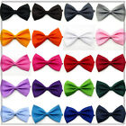 10/50 Pcs Wholesale Pet Dog Puppy Necktie Bow Tie Ties Collar Grooming out lot