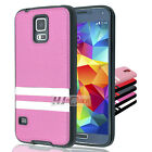 For HTC Desire SERIES Hybrid TPU PU Case Cover Colors