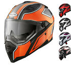 Caberg Stunt Blade Full Face Motorcycle Helmet Internal Sun Visor Motorbike Road