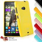 New TPU Gel Jelly/Rubber Phone Case Cover For Nokia Lumia 535