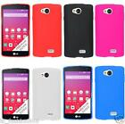 Phone Cover TPU Gel Case For LG Tribute LS660 LS660P / Transpyre VS810PP / MS395