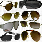 Fashion Aviator Military Sport Wafarer Terminator Sunglasses Pilot Cop Retro