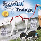 As Seen On TV Dog Leash 30 Lbs New 2 Colors Instant Trainer 6ft