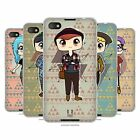 HEAD CASE CHIBI HIPSTERS SILICONE GEL CASE FOR BLACKBERRY Z30