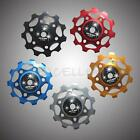 GUB Anodized CNC Ceramic Sealed Bearing Jockey Wheel 11T for Shimano SRAM E0Xc