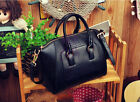 Womens Crocodile Pattern PU Leather Satchel Handbag Shoulder Bag MKUY-965
