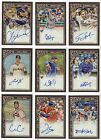 2015 Topps Gypsy Queen ON CARD Auto Autograph Signed You Pick Your Player