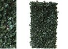 Artificial Ivy Fence Screening Willow Trellis 2 x 1m Garden Cover expandable New