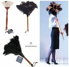 Redecker Wood Ostrich Feather or Goat Hair Dusters Duster