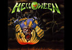 Helloween Photo Rock Band Print Heavy Metal Picture Vintage Music Poster