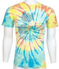 Vtg WOODSTOCK Mens T-Shirt TIE DYE Rock Music Concert Urban Outfitters M-XXL $35 image
