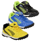 Boys Trainers Ascot Kids Football Astro Turf Shoes Lace Up Running Sports Casual
