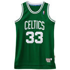 Larry Bird #33 Boston Celtics Adidas NBA Soul Throwback Basketball Jersey GREEN on eBay
