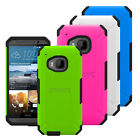 Trident Aegis Slim Dual Layer Hybrid Protective Case for HTC One M9 (2015)