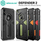 For Apple iPhone 7 Plus 7 6s 6 Tough Shockproof Armor Hybrid Protective Case