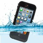 WATERPROOF SWIMMING BEACH SHOCKPROOF DIRT RESISTANT CASE COVER FOR IPHONE 5 5S