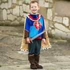 NEW! TRAVIS MEDIEVAL PRINCE CHARMING COSTUME FANCY DRESS PARTY BOYS 3 - 11 YEARS