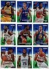 2014-15 Panini Prizm Prizms Blue and Green Mosaic You Pick the Player