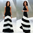 Women Sexy Party Maxi Formal Casual Ball Prom Long Gown Evening Cocktail Dresses
