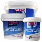 NISHIKOI CLEAR WATERS BLANKETWEED TREATMENT CLEARWATERS GARDEN FISH POND SLUDGE