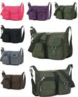 Women's Hot Shoulder Bags Casual Handbag Messenger Cross Body Bags Travel Bag