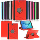 Rotate Smart Cover Folio Foldable Stand Case for Samsung Galaxy Tab A 9.7in T550