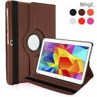 360 ROTATING SMART LEATHER CASE COVER FOR SAMSUNG GALAXY TAB 4 10.1 T530 531