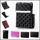 Buy 2 Get 1 Free Engravable Women Men Metal ID Business Credit Card Holder Case