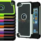 Charming Triple ShockProof Protective Case Cover For IPod Touch 4th 5th Gen ER