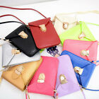 Women Mini Shoulder Bag Satchel Cross Body Purse Messenger Tote Handbag