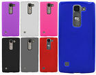 For LG Escape 2 TPU CANDY Hard Gel Flexi Skin Case Phone Cover +Screen Guard