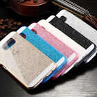 Bling Glitter Silicone Soft Rubber TPU Case Cover For iPhone 5 5S 6 Plus Samsung
