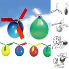 10Pcs Classic Cute Balloon Helicopter Child Party Bag Filler Flying Toys CA ER