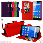 6 Colour Leather Stand Wallet Flip Phone Case Cover For Huawei Honor Holly