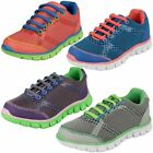 kids Reflex trainers style H2346