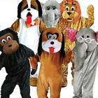 Deluxe Mascot Animal Fancy Dress Adult Unisex Sports Charity Events Costume NEW