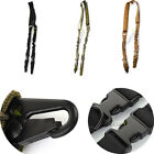 USA Tactical Two/Single Point Bungee Sling Padded/Quick Detach Buckles for Rifle