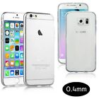 Transparent Clear Glossy Silicone Gel Skin Case Cover For Various Phone Model