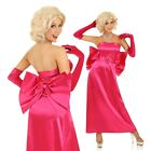 Womens Hollywood Star 1950s Fancy Dress Costume