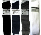 Girls Bay 3 pairs knee high cotton rich socks
