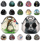 Cute Portable Insulated Thermal Cooler Lunch Carry Tote Bag Storage Pouch Picnic