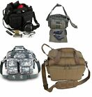 Ultimate Tactical Deluxe Range Duffle Bag 1200D HD Padded Polyester Pistol Ammo