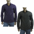 NEW KENNETH COLE REACTION CORE HOLIDAY POLKA PARTY BUTTON FRONT SHIRT