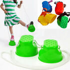 Balance Training Funny New Stilt Kids Preschool Exercise Play Outdoor Toys